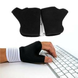 1Pair Wrist Hand Brace Elastic Palm Support Carpal Tunnel Te