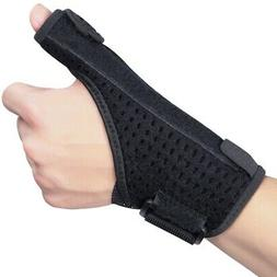 1PC Wrist Thumb Joint Spica Splint Hand Support Arthritis Br