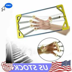 1Pcs Hand Exerciser Finger Stretcher Grip Strength Wrist Exe