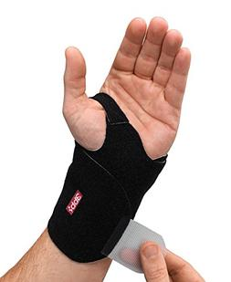 3 Point Products Wrist Wrap, Black, Medium/Large, 1.1 Ounce