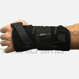 450-LT Orthosis Wrist Titan Felt Left Black Part# 450-LT by