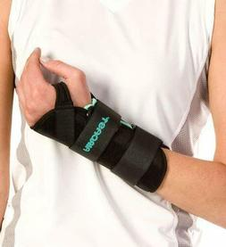 Aircast A2 Wrist Support Brace LEFT Hand SMALL stabilizer co