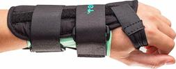 Aircast A2 Wrist Support Brace without Thumb Spica, SMALL, R