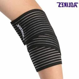 Adjustable Wrist/Hand/Knee/Thigh/Elbow Support Brace Arm Pad