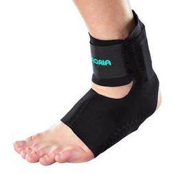 AirCast AirHeel Ankle Support Brace with Stabilizers Univers