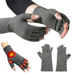 Arthritis Gloves Compression Joint Finger Pain Relief Hand W