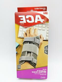 ACE Brand #205278 Deluxe Right Hand Wrist Stabilizer Support
