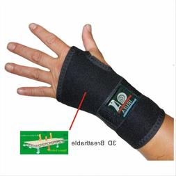 IRUFA Breathable Reversible  Wrist Splint Brace Support Carp