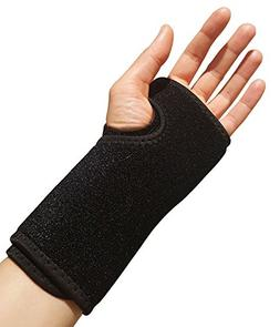 Carpal Tunnel Wrist Brace – Ideal Support for Day or Night