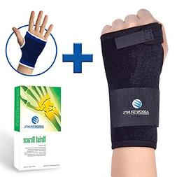 Carpal Tunnel Wrist Brace Night & Day Wrist Support for Tend