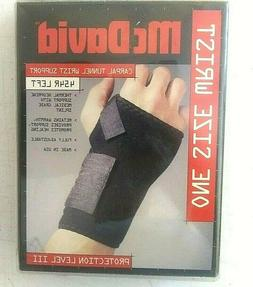 McDavid Carpal Tunnel Wrist Support-New-1 Size-#454R-For LEF