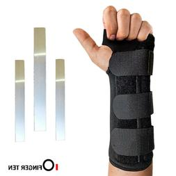 Carpal Tunnel Wrist Support Splint Brace Arthritis Sprain Pa