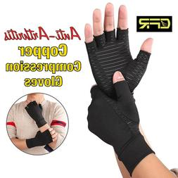 CFR Copper Compression Gloves Carpal Tunnel Arthritis Pain T