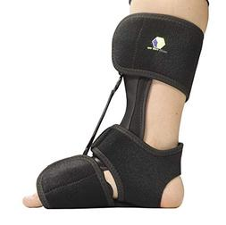 Comfort Dorsal Night Splint - Pain Relief from Plantar Fasci