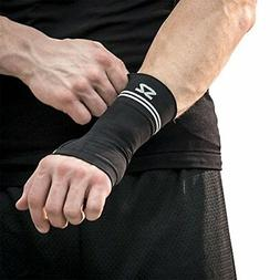 Copper Compression Recovery Wrist Sleeve Relieve Pain Suppor