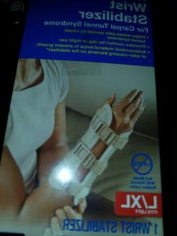 Deluxe Wrist Stabilizer Walgreens S/M LEFT Carpal Tunnel Bra