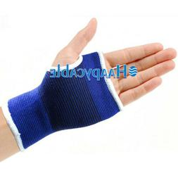 New 2PCS Elastic Wrist Hand Brace Support Carpal Tunnel Pain