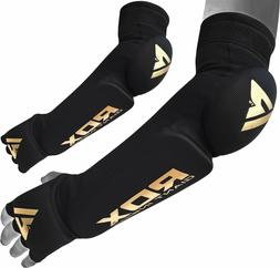 RDX Elbow Support Arm Wrist Brace MMA Protector Forearm Pads
