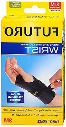 Energizing Wrist Support Small/Medium Fits Left Wrists 5 1/2