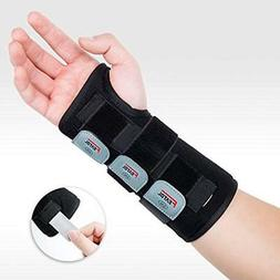 Hand & Wrist Braces Featol Adjustable Support With Splints F