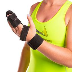 hand two finger immobilizer buddy