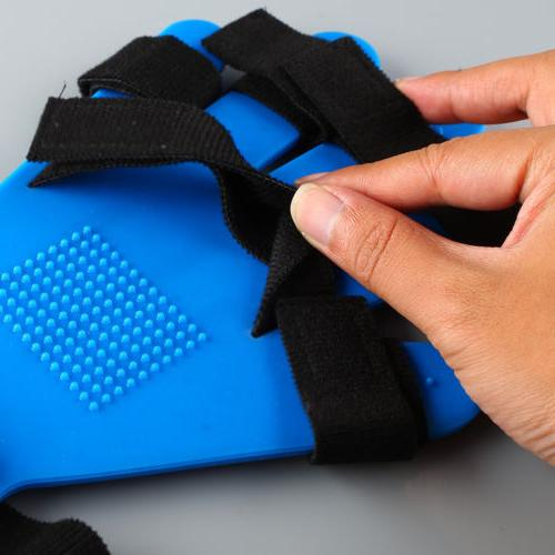 1 Finger Points Orthosis Device Brace