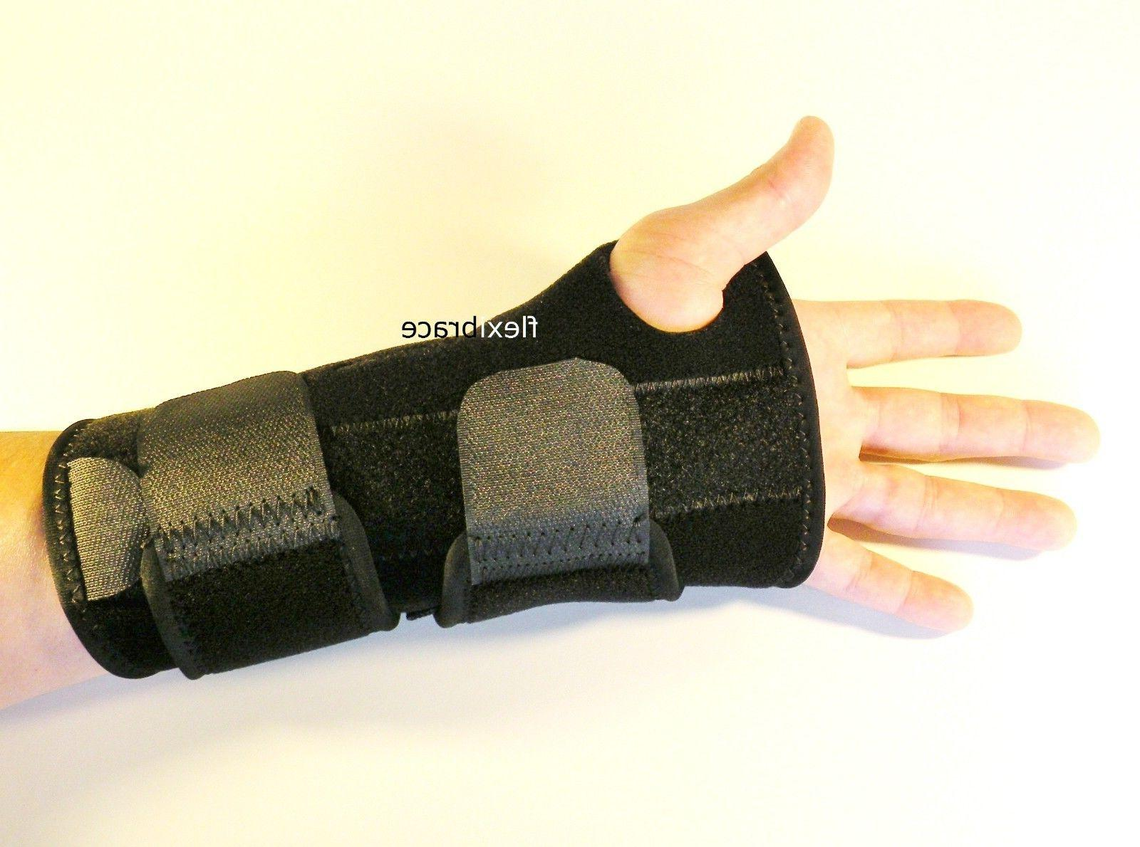 2 APPROVED Hand Brace Tunnel Support Flexibrace