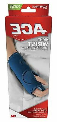 ACE Night Wrist Sleep Support Moderate-Stabilizing One Size