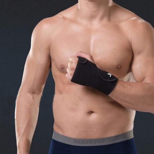 Adjustable Hand Palm Support Tunnel Tendonitis