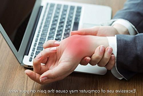 Bracoo Compression Carpal Tunnel Syndrome, Wrist Tendonitis Pain Relief Injury Recovery, 1