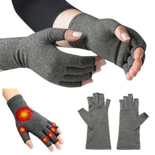 arthritis gloves compression joint finger pain relief