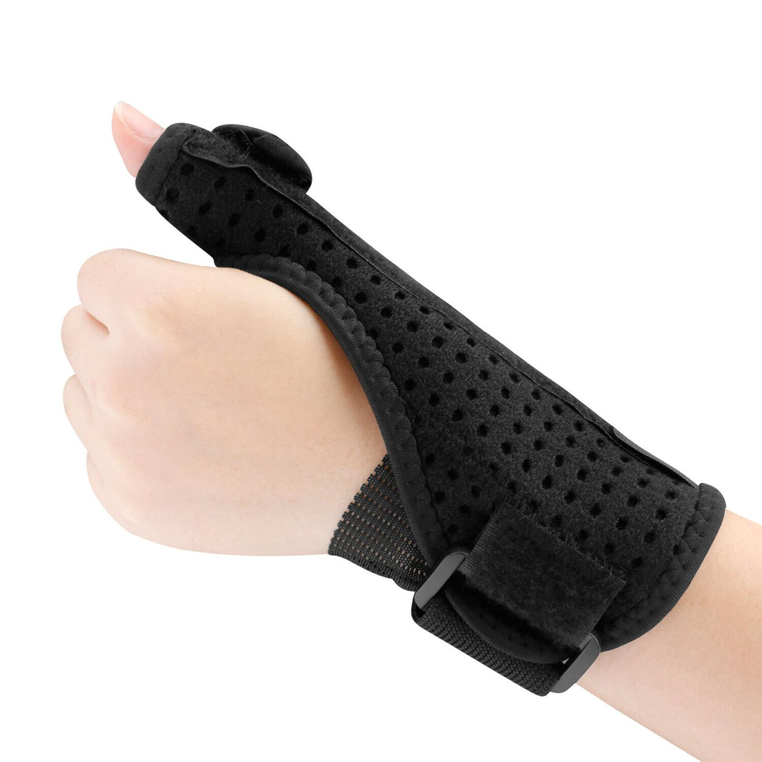 Right Hand Arthritis Sprain Carpal Thumb Wrist Brace Support
