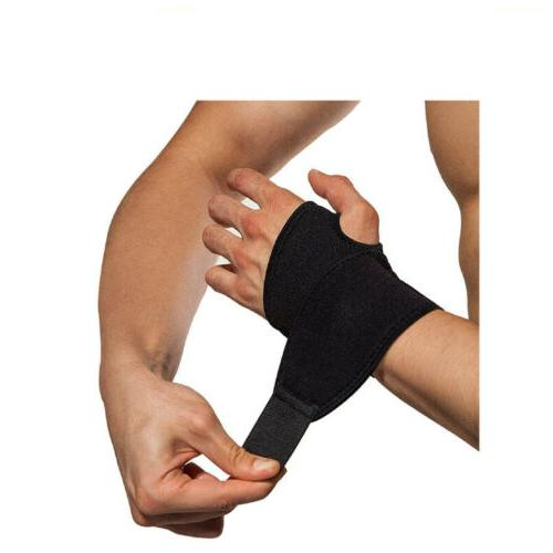 Wrist Pain Hand Wrap Bandage Carpal Tunnel