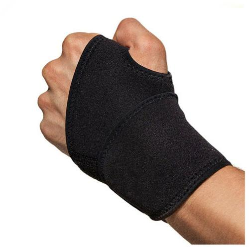 Wrist Brace Hand Wrap Support Carpal Tunnel