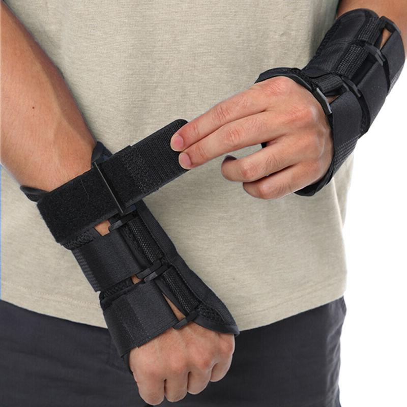 Wrist Splint Syndrome Strap Carpel Tunnel fit CTS Relief