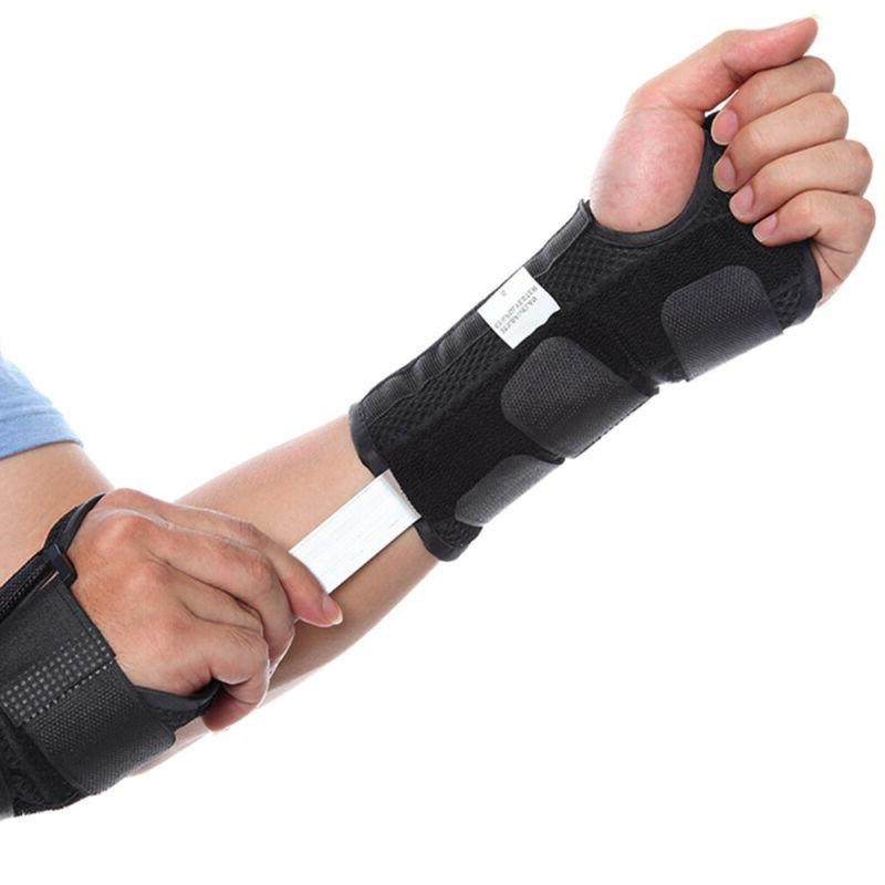 Wrist Support Splint Brace Syndrome Strap Tunnel fit Relief