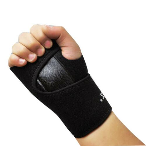 Carpal Tunnel Brace Removable Support Adjustable Strap for