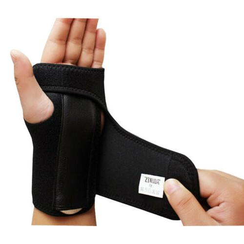 carpal tunnel wrist brace removable hand support