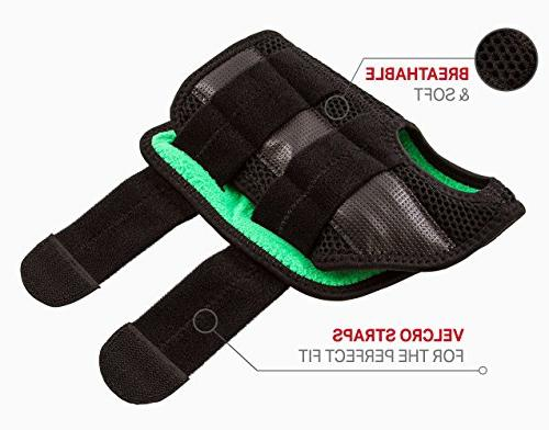 Body Brace Adjustable Breathable, Wrist Brace Offers Post-Surgery, Chronic Relief