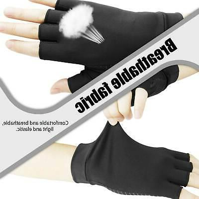 Copper Gloves Arthritis Fit Carpal Tunnel Wrist Support