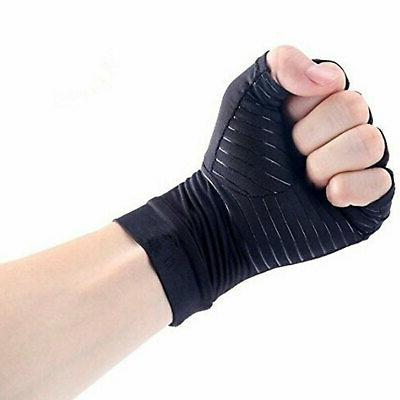 Copper Fit Carpal Tunnel Wrist Support