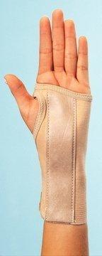 Dj Orthopedics Elastic Wrist Brace Left Large - Model 79-870