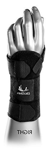 BioSkin DP2 Wrist Brace, Right, Medium/Large