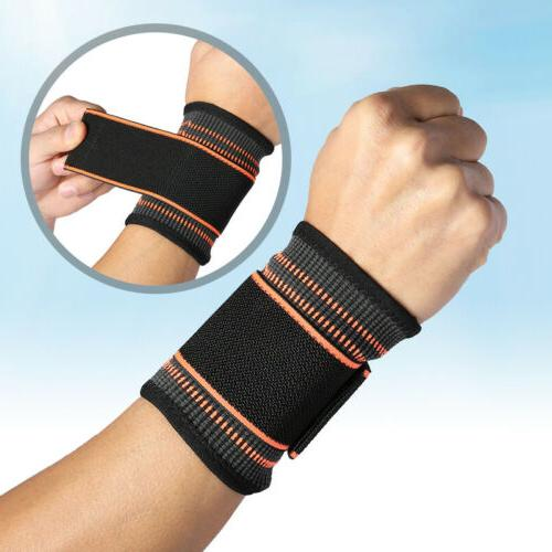 Elastic Support Brace Tunnel