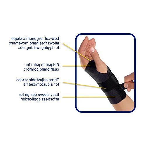Futuro Helps Carpal Tunnel Stabilizing Support, Hand,