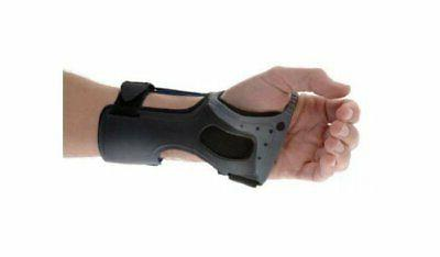 exoform carpal tunnel wrist brace size right