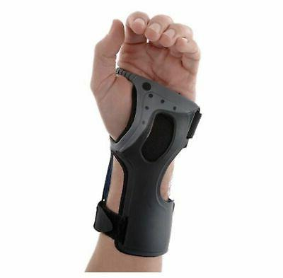 exoform carpal tunnel wrist brace support tendonitis