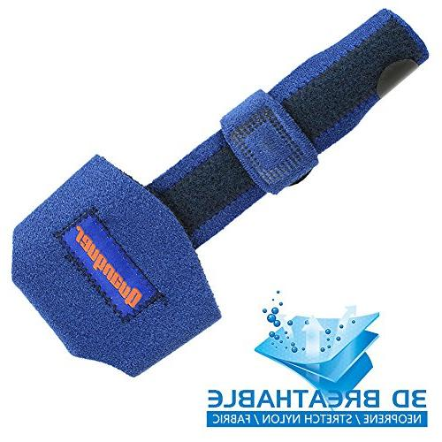 Finger Trigger Finger, Mallet Finger Immobilization, Finger Fractures, Post-Operative and Relief- Metallic Support