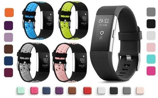 fitbit charge 2 replacement wrist bands smart