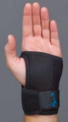 MedSpec GelFlex Wrist Support Brace - Black Left or Right #2